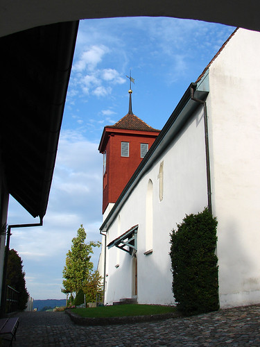 Kirche auf dem Staufberg