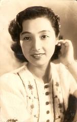 Mineko Takamine - Mieko Takamine -  高峰三枝子 - Front