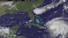 Hurricane Irene August 25th [hd video] (NASA Goddard Photo and Video) Tags: nasa irene goddardspaceflightcenter hurricaneirene hurricane2011