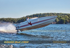 Cigarette Flyer (jay2boat) Tags: boat offshore powerboat boatracing naplesimage