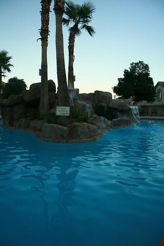 8.22 - Evening Pool