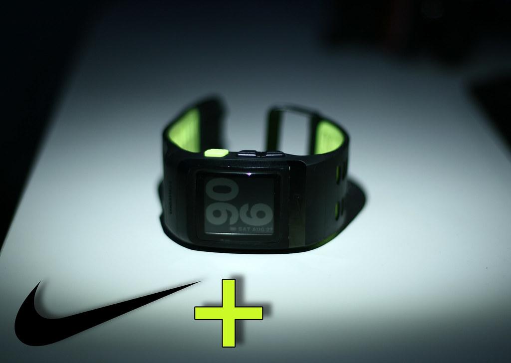 3/365 - nike+ gps watch