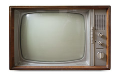 Old Philips TV