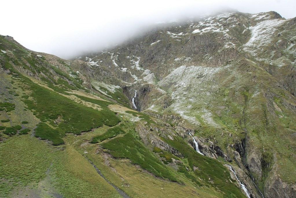 Abano Pass, Tusheti