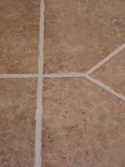 re-grout bathroom tiles - pix 04