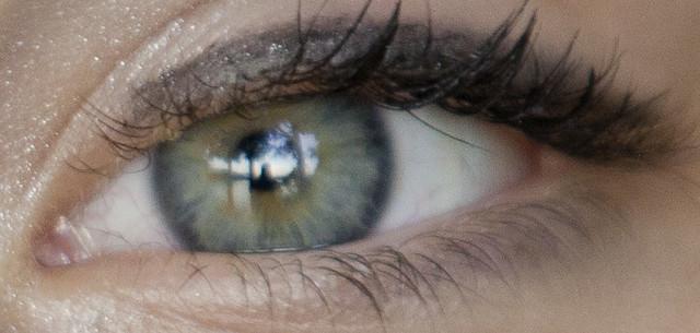 Eye as Mirror