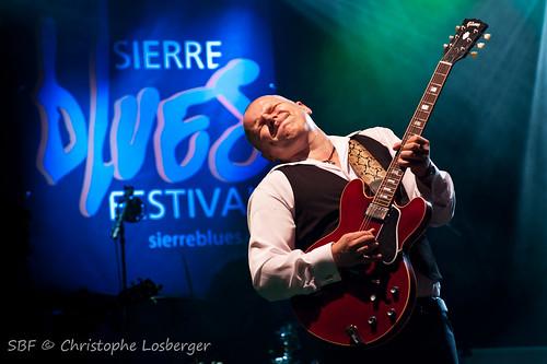 Latvian Blues Band @ Sierre BF