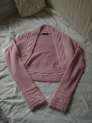Woolen Bolero