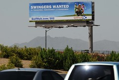 Swingers Wanted - GolfHub billboard on the Santan Freeway Loop 202, Chandler, AZ (azbillboard) Tags: arizona phoenix golf advertising discount iron save billboard 101 freeway golfing golfcourse billboards gilbert driver scottsdale i10 chandler tee mesa golfball 202 golfers golfer insight tempe specials ahwatukee santan putter maricopa interstate10 85249 loop101 outdooradvertising queencreek loop202 onsight golfvacation 85044 85248 85297 teetime gilariverindiancommunity 84242 85212 85224 85226 85240 85242 85256 85286 85284 85296 chandlerfashioncenter golfswitch 14x48 onsiteinsite santanfreeway pricefreeway onsightinsight onsiteinsight onsightinsite insiteonsite 85048 oibillboards 85295 azbillboard teetimes golfhub