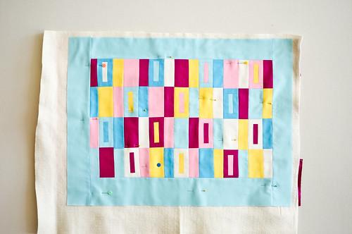 Marion's Mini Quilt front