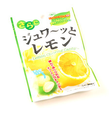 Chirani Lemon Chewing Candy