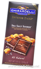 Ghirardelli Intense Dark Sea Salt Soiree