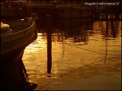 Avondje fietsen naar het Paviljoen bij het Sneekermeer (Ankie Rusticus, I'm not much here) Tags: zonsondergang sneekermeer depotten paviljoensneek