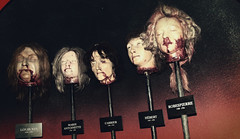 Gore (-leanne) Tags: madame faces creepy human heads wax figures tussauds gory decapitated
