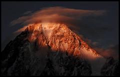 gasherbrum IV (7912m) (doug k of sky) Tags: pakistan west wall trek doug 4 glacier k2 karakoram iv shining karakorum baltoro gasherbrum mountainscapes kofsky