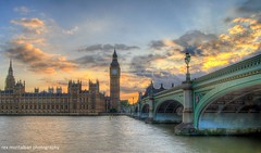 London in HDR (Rex Montalban) Tags: england london europe housesofparliament bigben hdr westminsterbridge hss rexmontalbanphotography sliderssunday