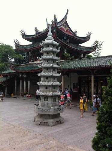 Temple in Xiamen