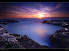 Warriewood Sunrise (Jay Daley) Tags: seascape nikon sydney nsw gorge northernbeaches warriewood 2470 d3s