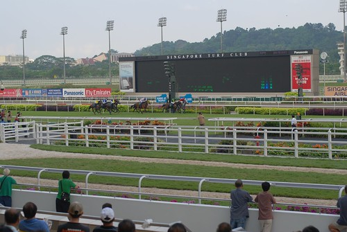 シンガポール競馬
