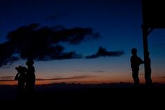 (Froschmann : ) Tags: ocean blue sunset portrait orange cloud silhouette japan geotagged photography tokyo horizon observatory  gradation    lightroom  weatherstation  k7  ogasawara   boninislands    sigma30mmf14exdc rawdevelopment    raw chichijimaisland  mtmikazuki  geo:lat=27095383 geo:lon=14218462