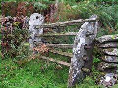 five bar gate (sparks 47) Tags: walking photography countryside gate lakedistrict cumbria ambleside highswedenbridge cannong12 britnatparcs