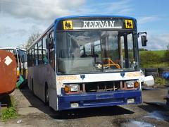 Keenan, Coalhall Volvo B10M Alexander PS M871 ASW (miledorcha) Tags: bus volvo coach ps western alexander schoolbus ayr stagecoach keenan psv pcv 20507 b10m coalhall b10m55 m871asw