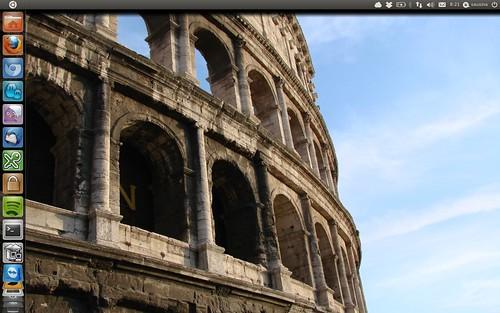 Fons Pantalla 2011 Setembre - Roma Coliseum