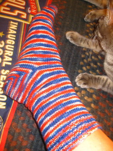 Baseball Sock