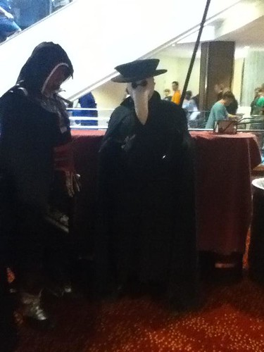 Some of H.o.p.'s 2011 Dragoncon Photos - Plague Doctor
