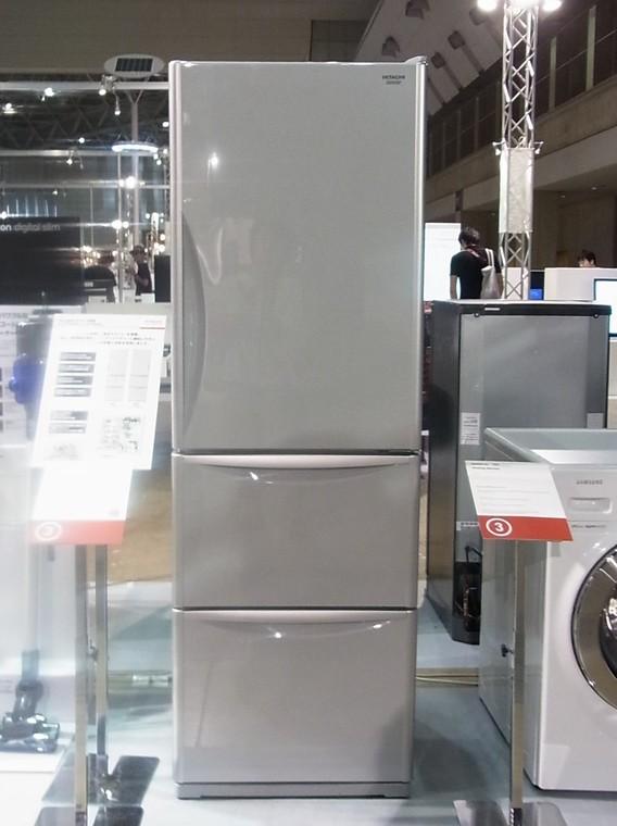 日立の冷蔵庫~