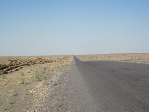 The longest road.