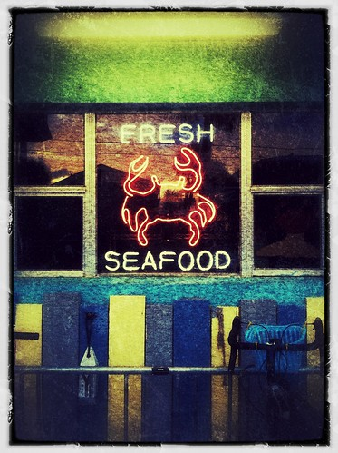 Fresh Seafood by bichonphoto