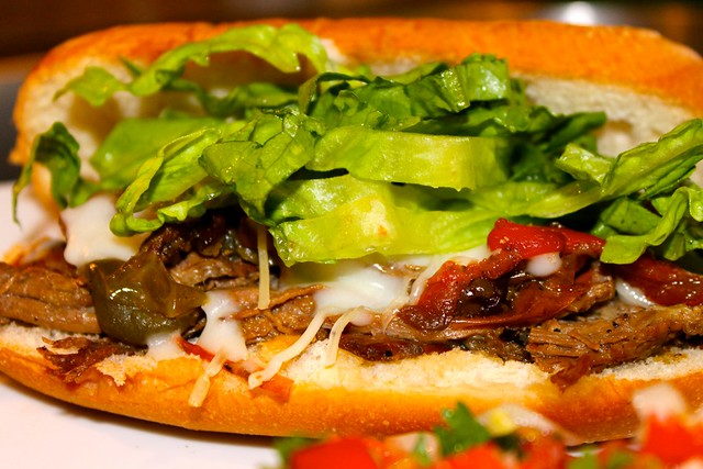Steak and Cheese Subs