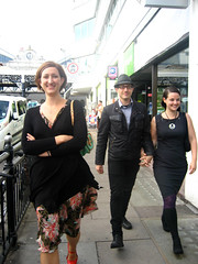 Jessica, Tantek and Erin
