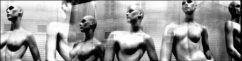 Mannequins. by candido baldacchino