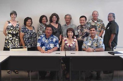 Senate Committee On Tourism Visits Kaua'i