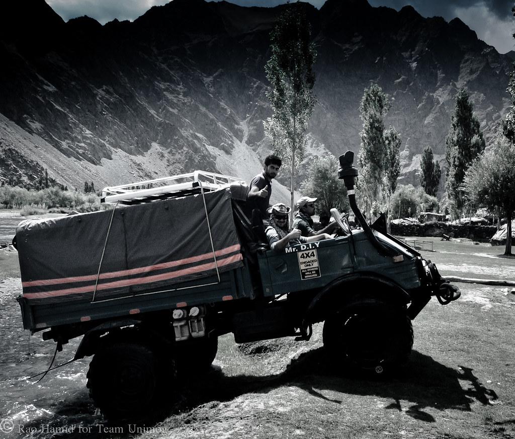 Team Unimog Punga 2011: Solitude at Altitude - 6127796324 48c9ccf5eb b