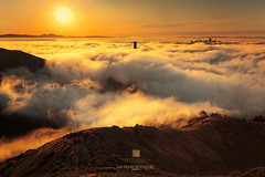 golden sunrise (louie imaging) Tags: life california city morning bridge sky music usa me nature water yoga fog modern landscape lost dawn golden bay perfect gate san francisco poetry meditate day quiet play view dynamic lotus song contemporary magic breath foggy calming grand scene calm study journey harmony area passion present serene meditation moment hillside spiritual now drama desolate barren powerful epic tranquil breathtaking position jazzy natures humble bold intensity vibe lostcity humbled expanse imperfect intoxicating interpretive explored interpreted insearchofmagic