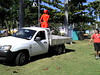 Multimedia message (Perc Tucker Regional Gallery) Tags: sculpture townsville 2011 strandephemera perctuckerregionalgallery