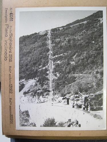 Central elèctrica d'ENHER a Senet (Alta Ribagorça).