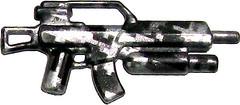 Rare Camo BrickArms - Silver Speckled G36 with Monochrome Digital Camo (ToyWiz.com) Tags: gun camo weapon rare brickarms toywiz