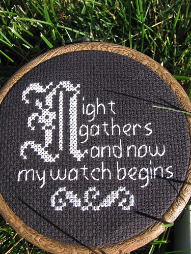 Nights Watch Vows