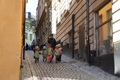 どこの国も、小さい子は可愛い