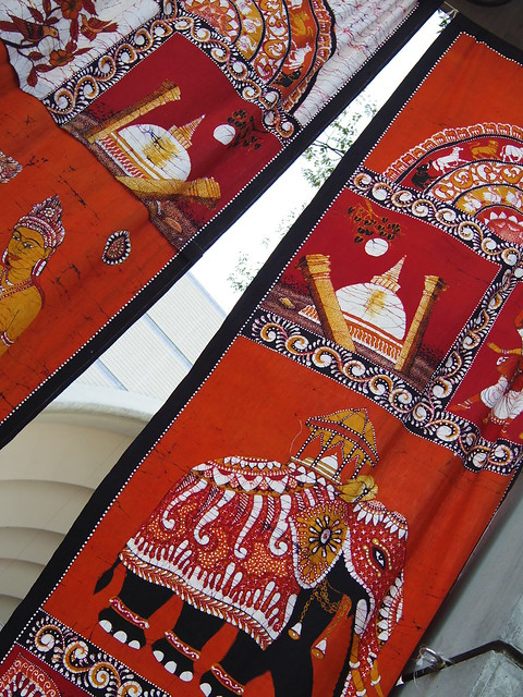 Batik from Sri Lanka