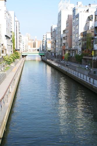道頓堀川/Doutonborigawa