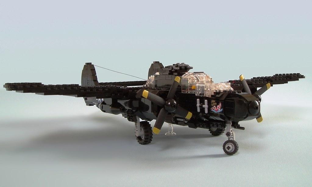 P-61B Black Widow (1)