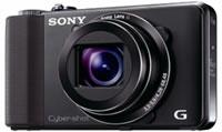 Imagen de la cámara compacta de Sony DSC-HX9V
