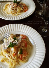 Creamy Shrimp Fettuccine Alfredo Click To Get Recipes & Ingredients