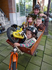 p1-p2-e1-e2-workcycles-cargobike (@WorkCycles) Tags: amsterdam p1 p2 cargobike workcycles bikesnob ouderkerkholland