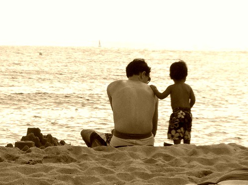 Beach-Ehren & Dad